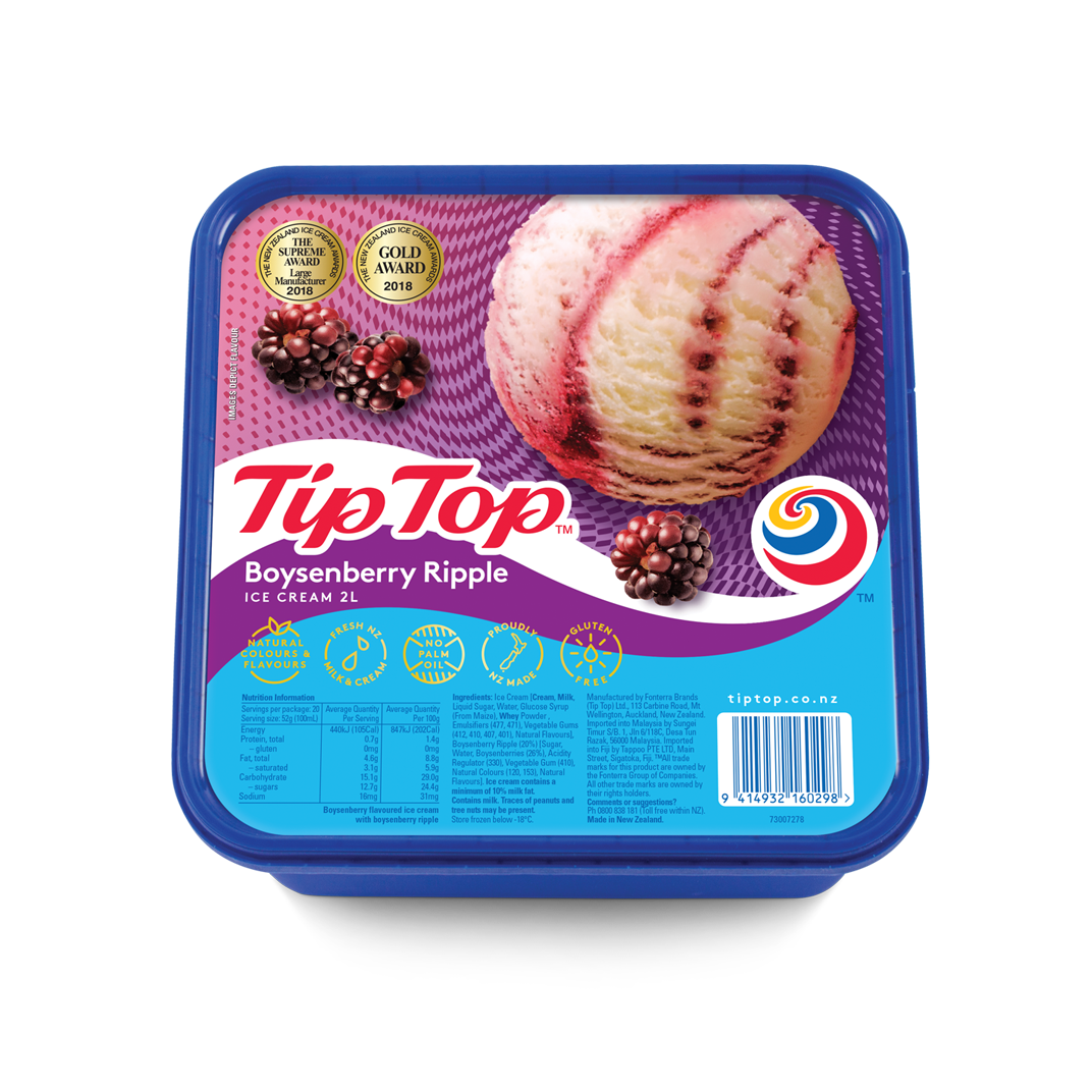 Boysenberry Ripple