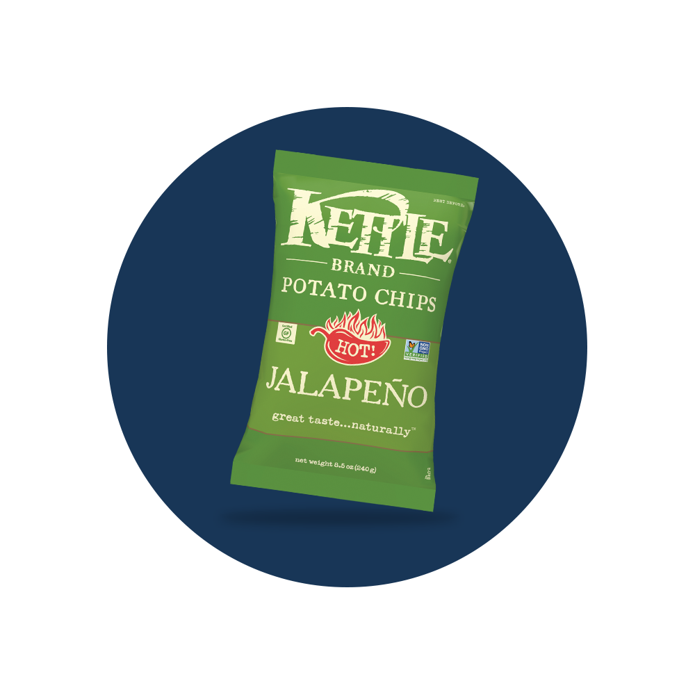 Kettle Chips®   Click Here