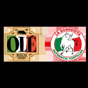 Olé Mexican Foods®   La Banderita