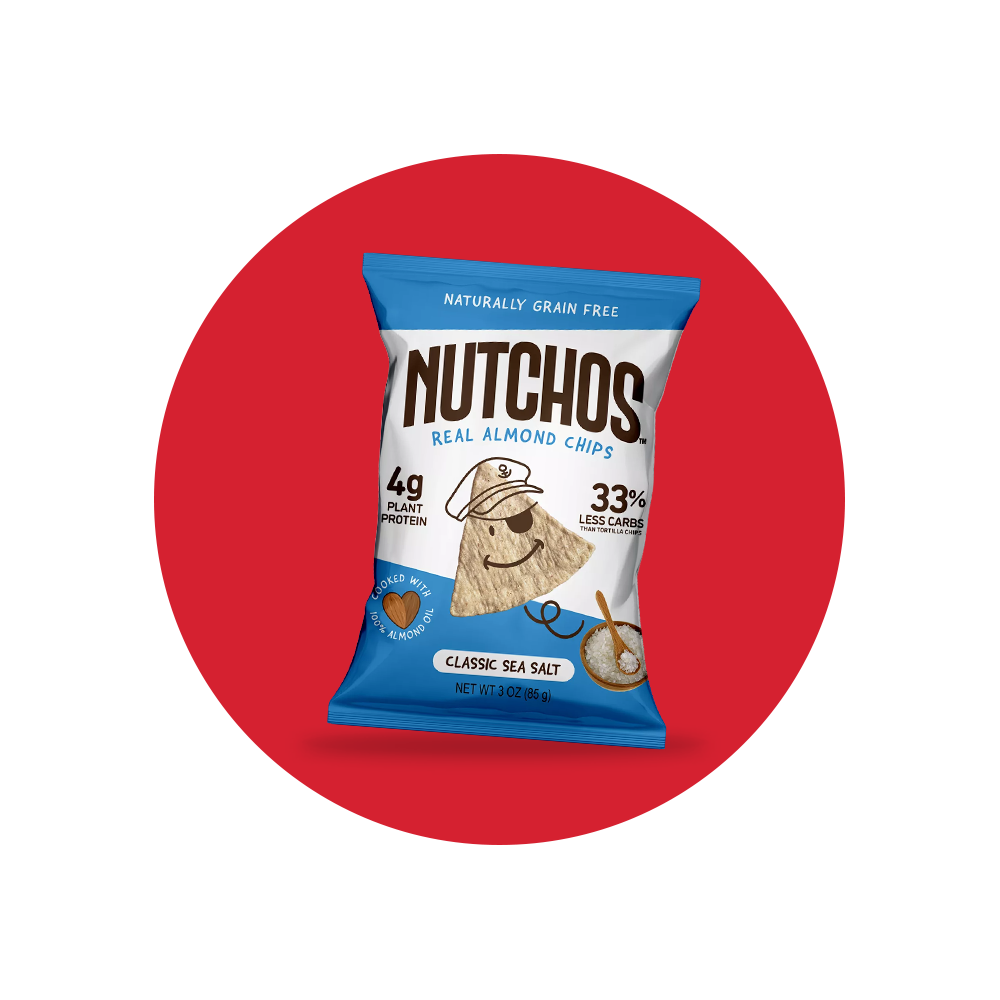 Nutchos™ Real Almond Chips