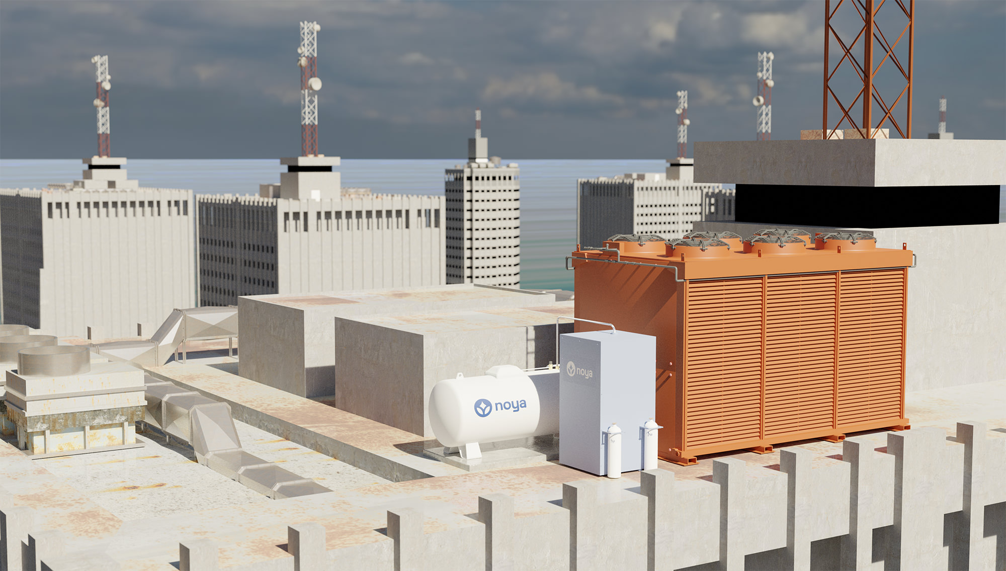 One cooling tower down, 1,999,999 to go