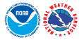 NOAA Weather Service logo