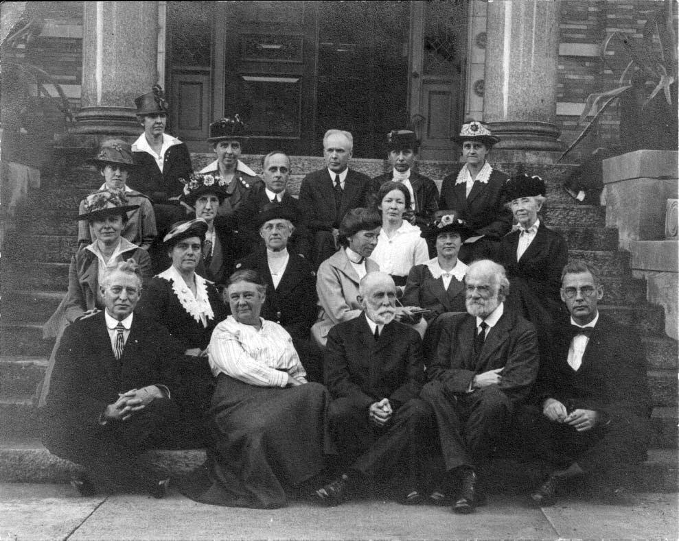 The Allen Bird Club, 1918