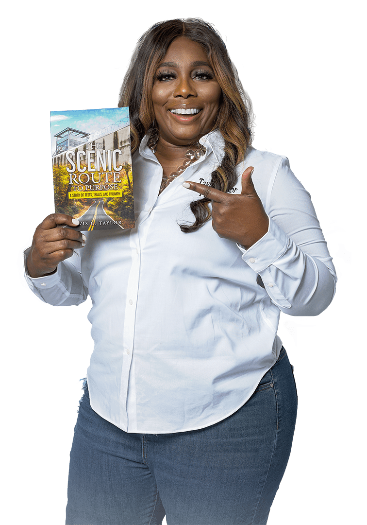 Tavis Taylor Book Author
