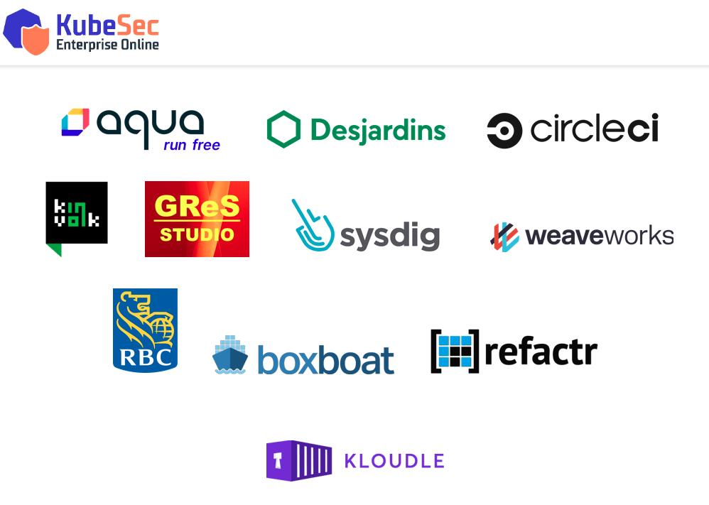 Speaker list companies