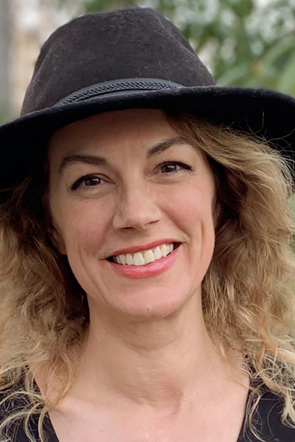 Christine Lashley Headshot