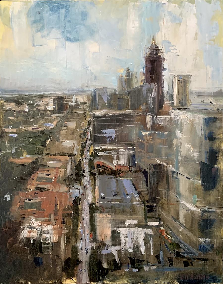 Atlanta from above