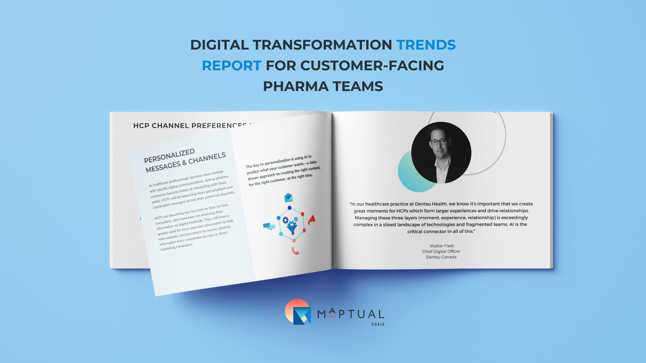 Recently, I had the pleasure of moderating a panel for the 2021 NEXT Normal digital pharma summit. The conference was a great opportunity to hear from