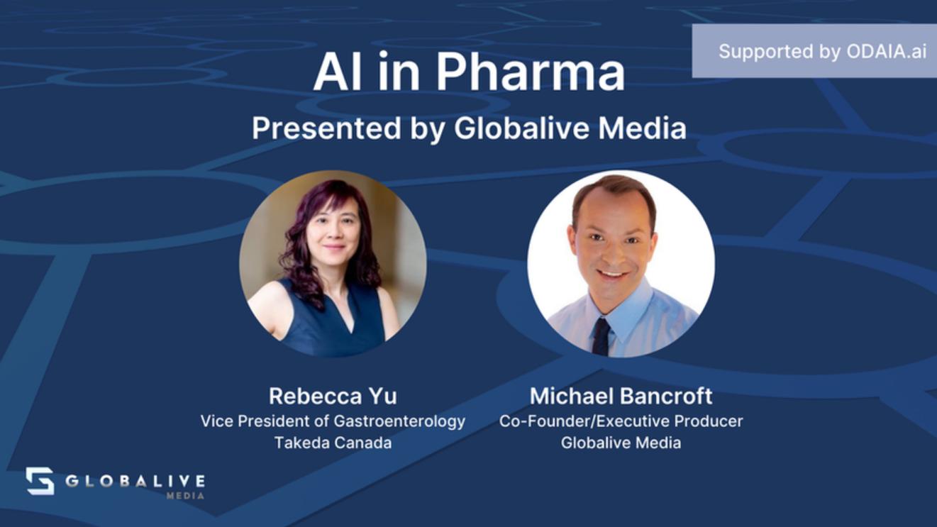 AI in Pharma with Rebecca Yu