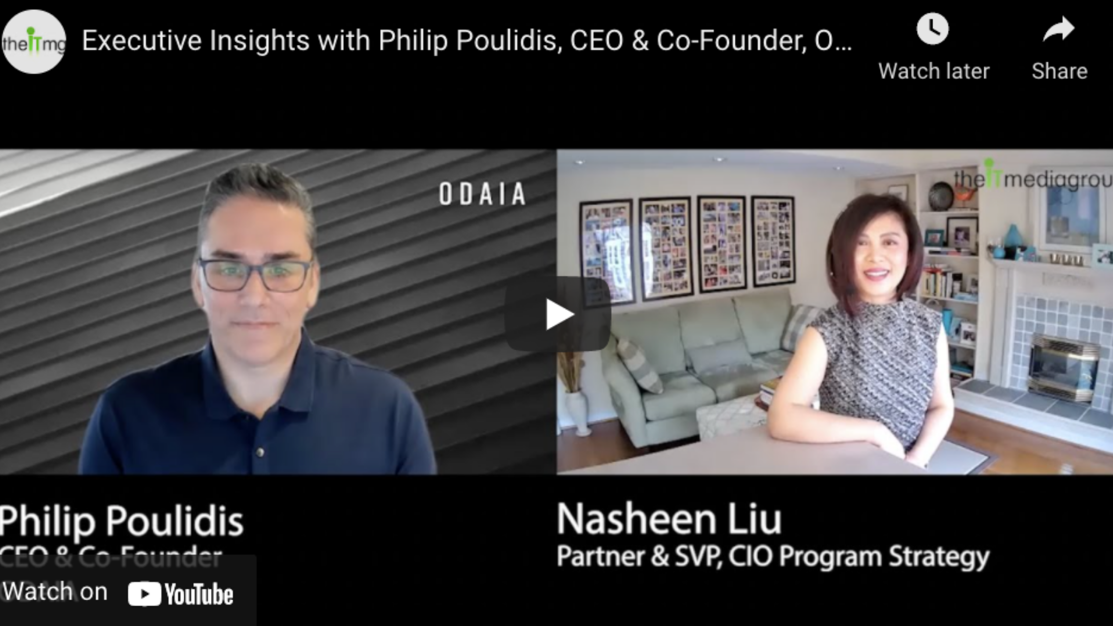 The Digital Pivot in the Pharmaceutical Industry with Philip Poulidis