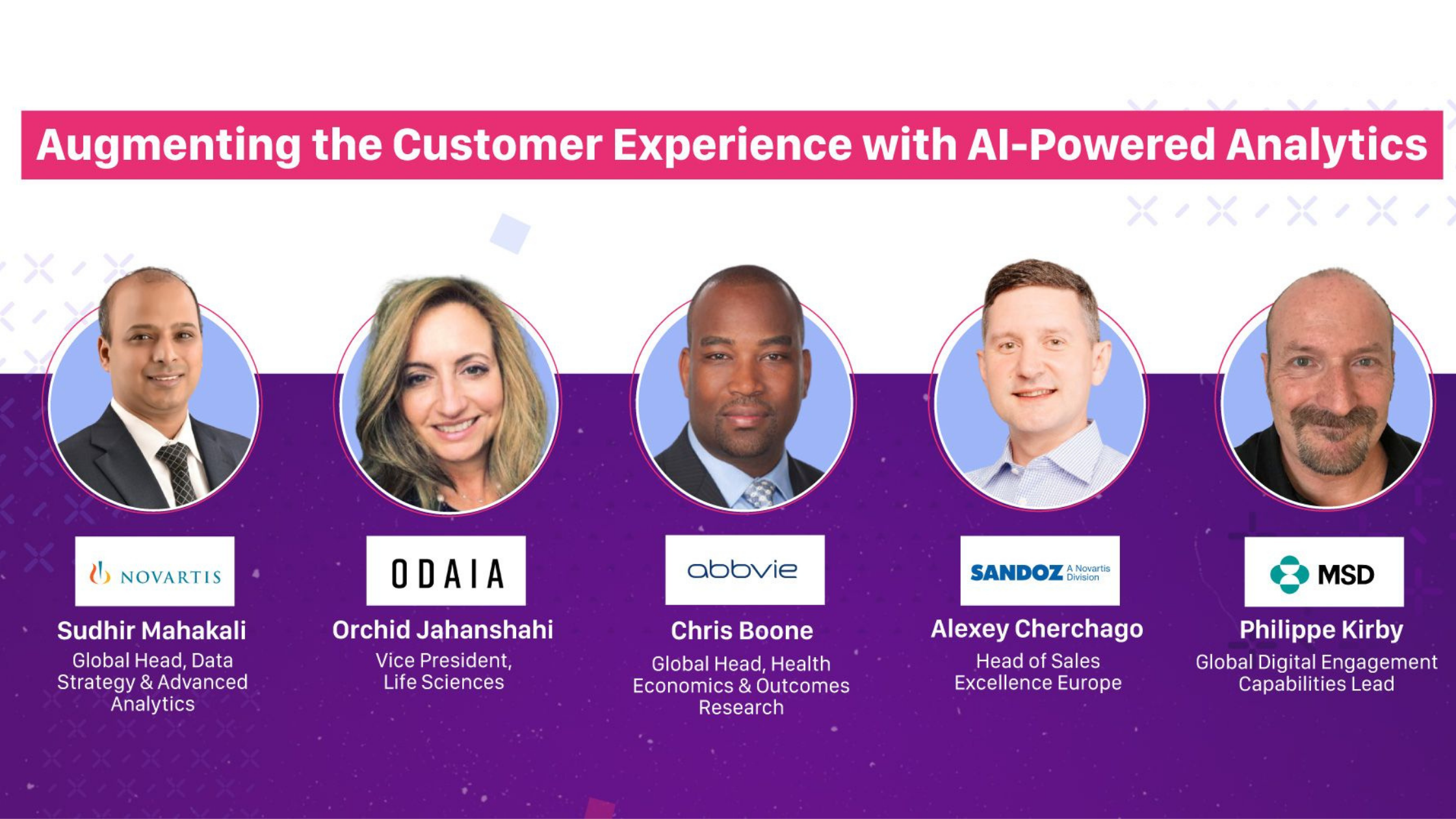 Augmenting Customer Experience with AI Powered Analytics