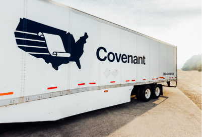 freight truck from covenant
