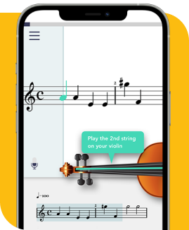 Trala App on a smartphone.