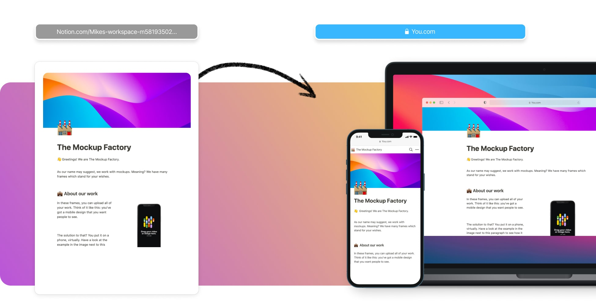 Build An eCommerce Website In Notion