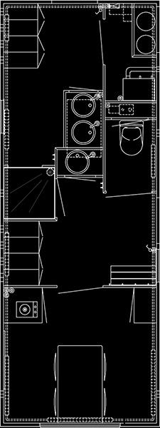 Miljø-pionervogn tegning 660