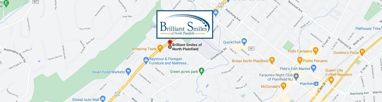 Brilliant smiles Map