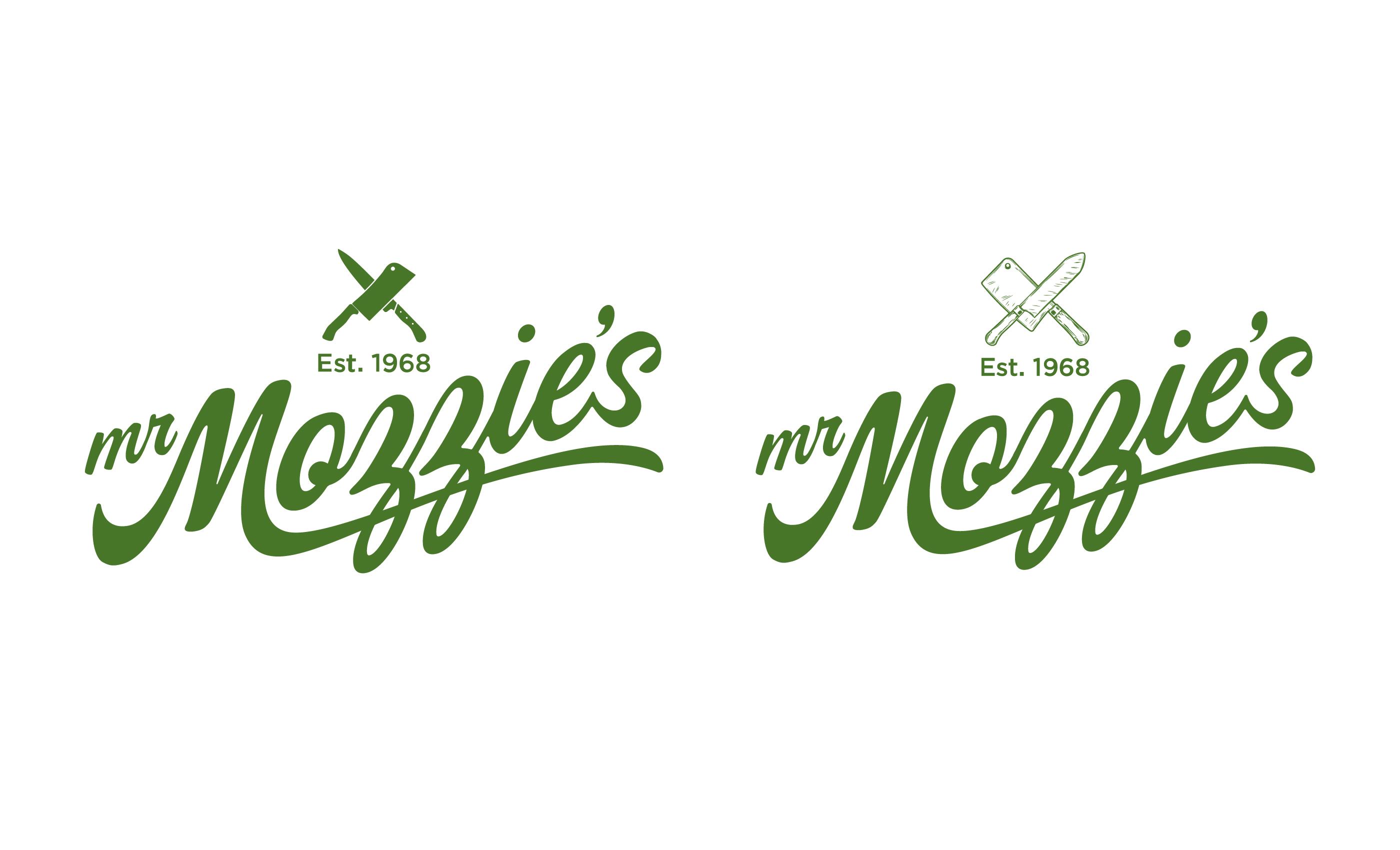 Mr Mozzie's Brandmarks