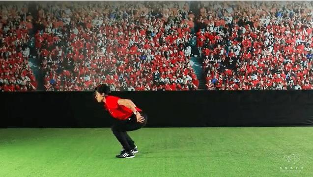 CM Jump  →