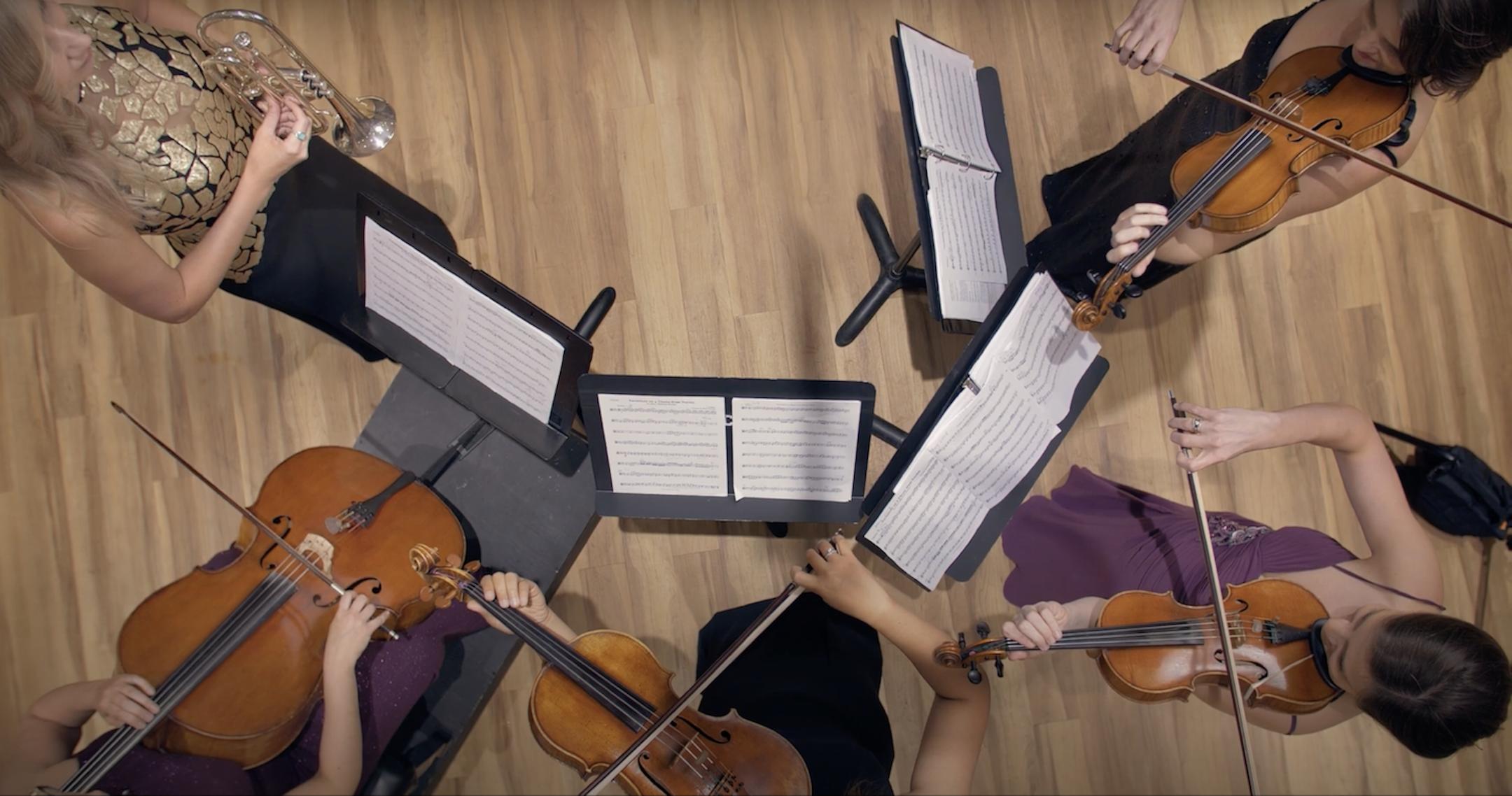 Kassia Ensemble: Arban's Variations on Bellini's Norma