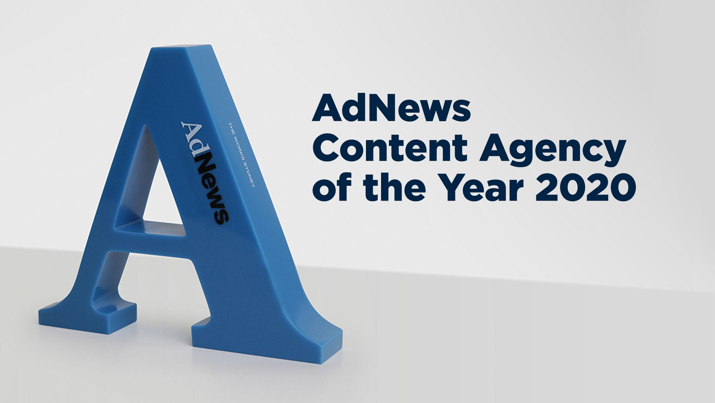 AdNews Award Image