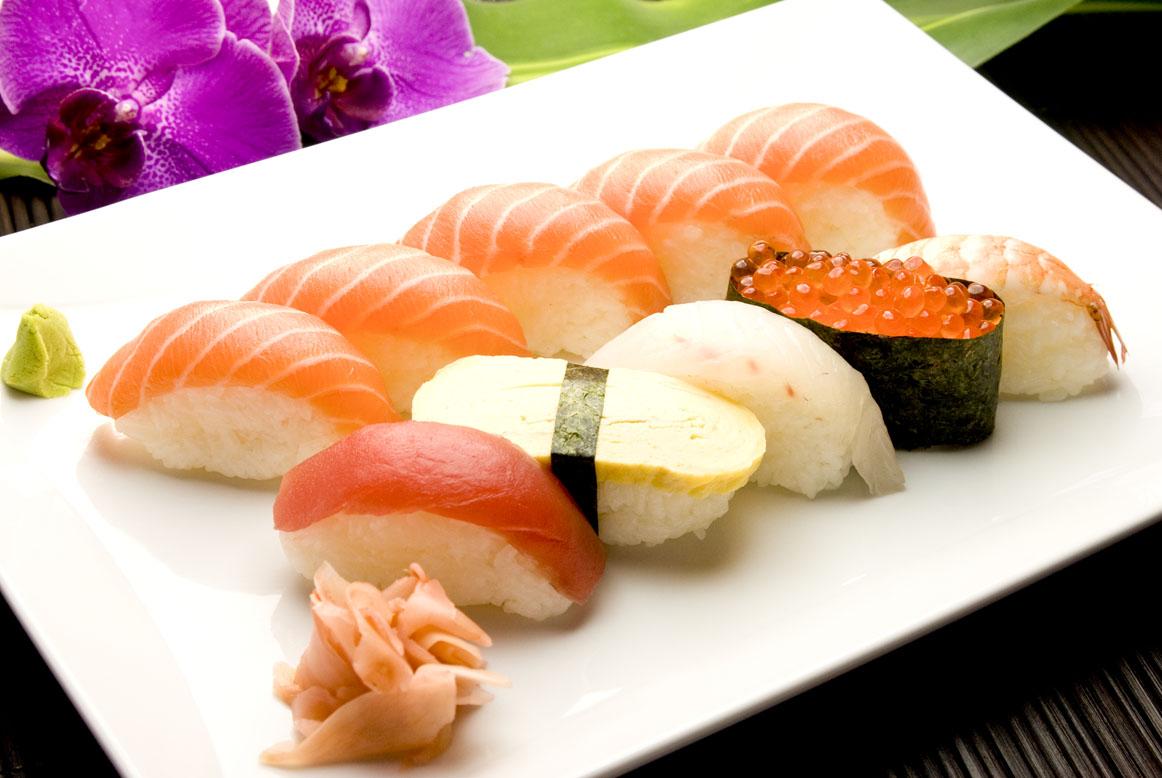 sushi decouverte