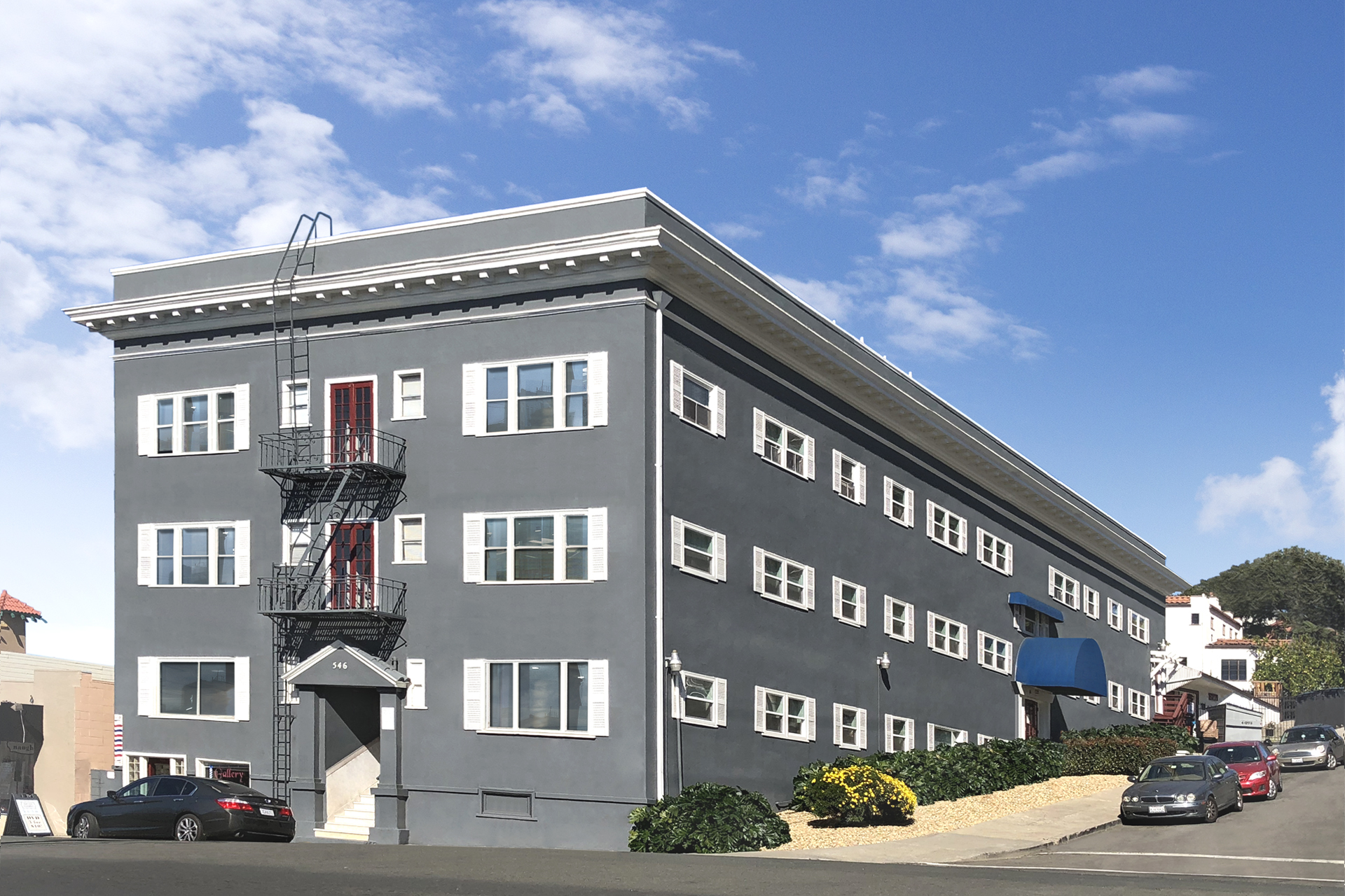 Gernard Apartments