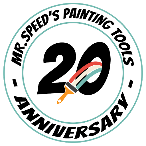 20th Anniversary Logo   Mr.Speed's Painting Tools