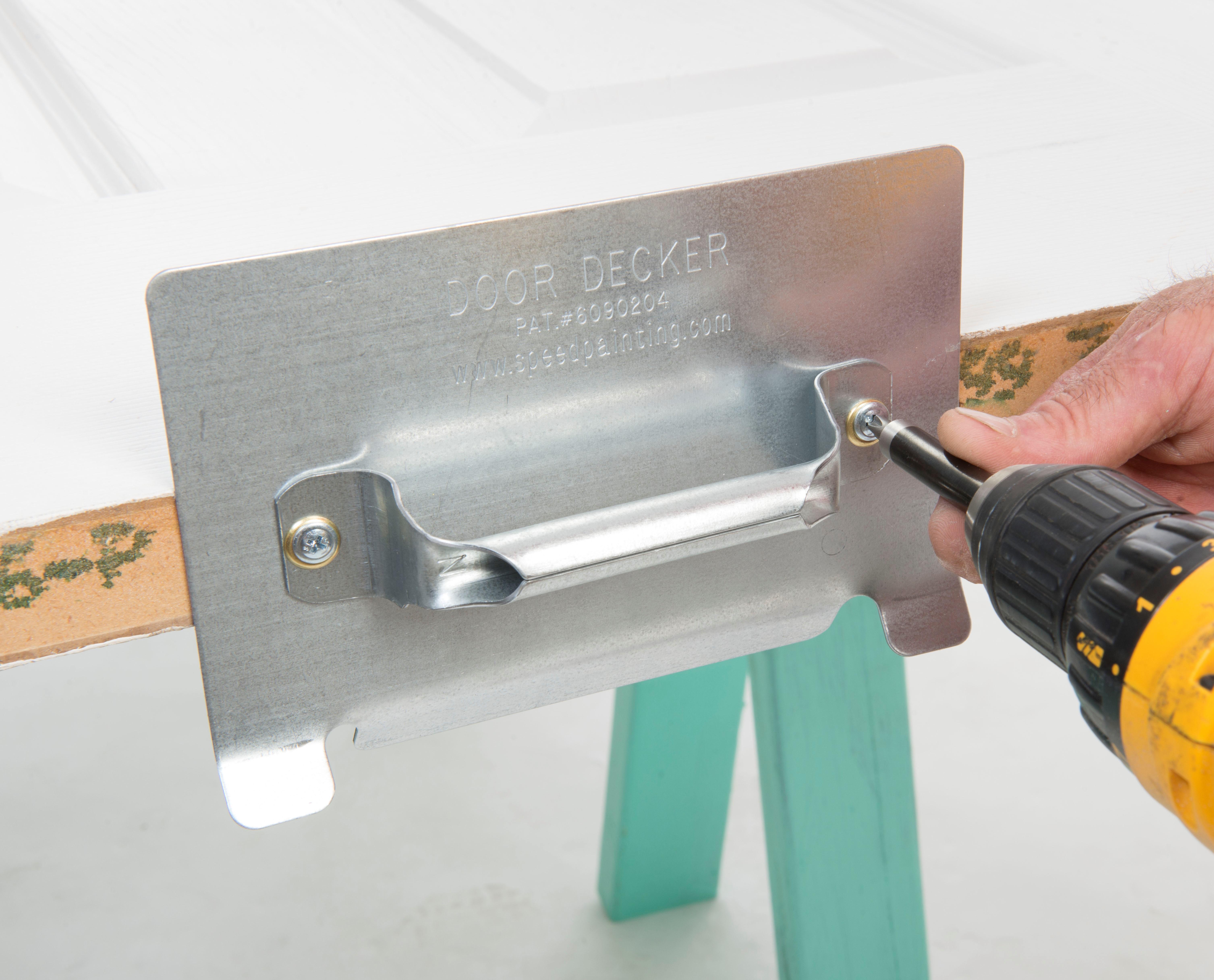 Door Stacker Process   Mr.Speed's Painting Tools