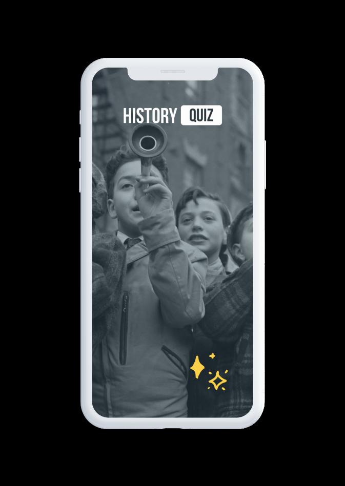 Phone: History Quiz
