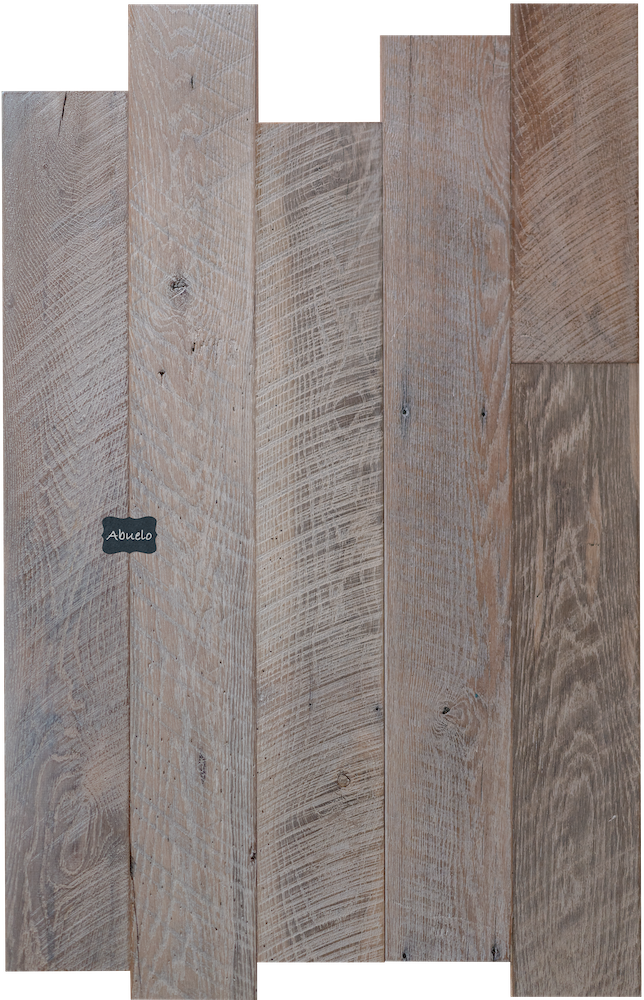 Abuelo Grandfather Reclaimed Wood Flooring. Our Reclaimed lineup is our premium quality product line with a unique and classic look