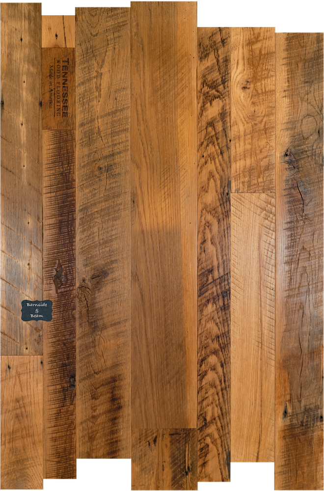 Barnside and Beam Reclaimed Wood Flooring. Our Reclaimed lineup is our premium quality product line with a unique and classic look