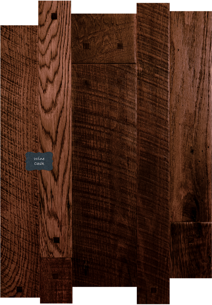 Wine Cask Reclaimed Wood Flooring .  Our Reclaimed lineup is our premium quality product line with a unique and classic look