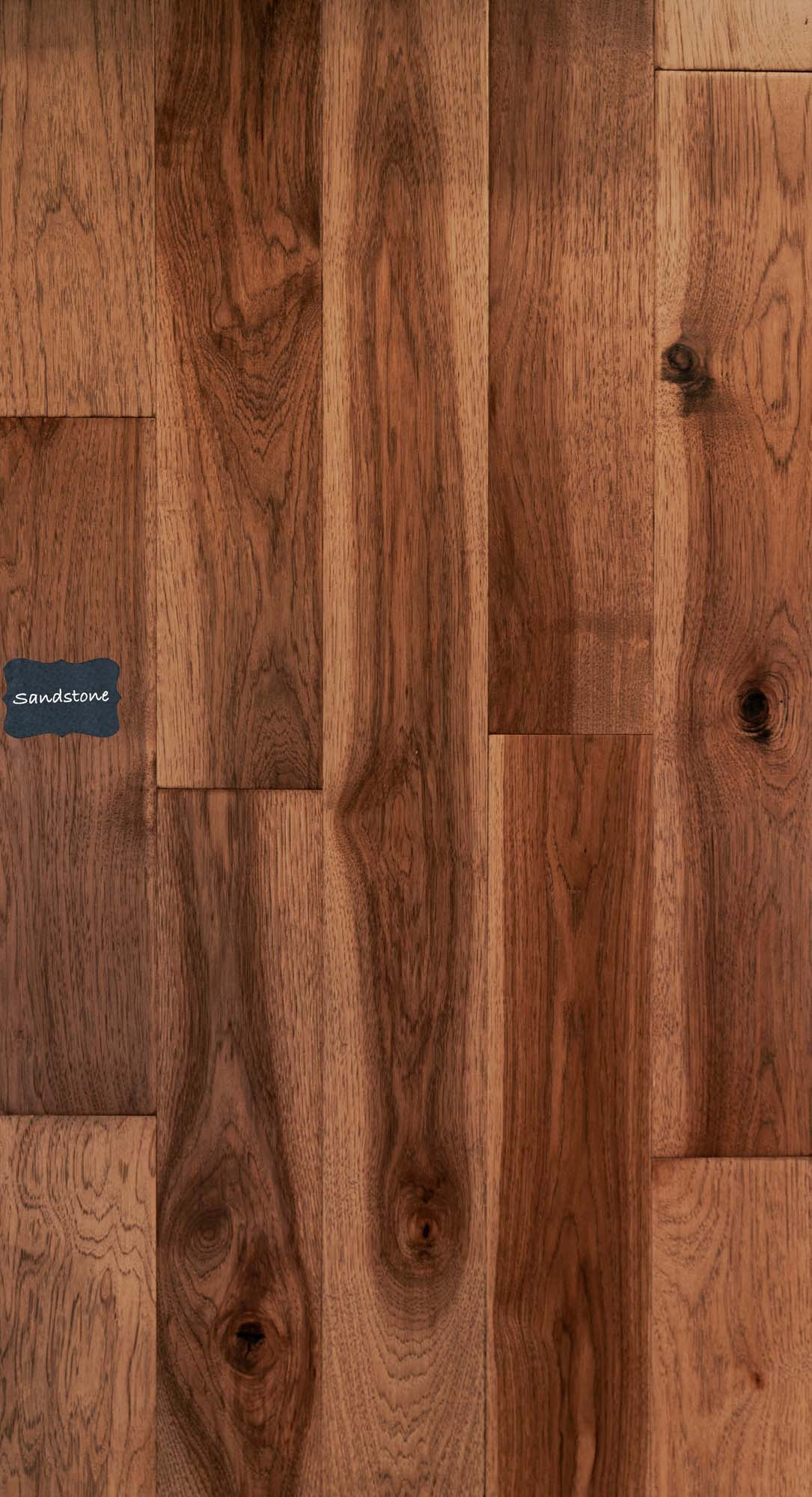 Sandstone Hickory Wood Flooring. Hickory hardwood Flooring is an amazingly durable and classic looking wood flooring option