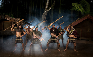 Maori cultural show Rotorua