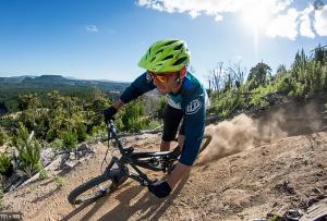 Mountain biking in Rotorua