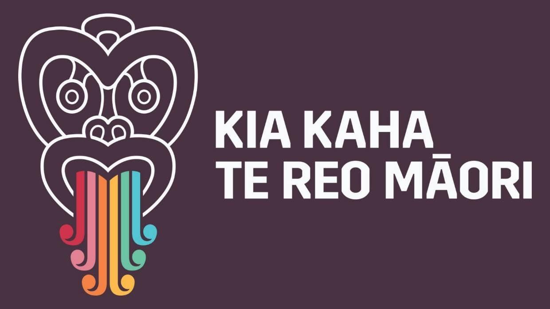 kia kaha te reo maori