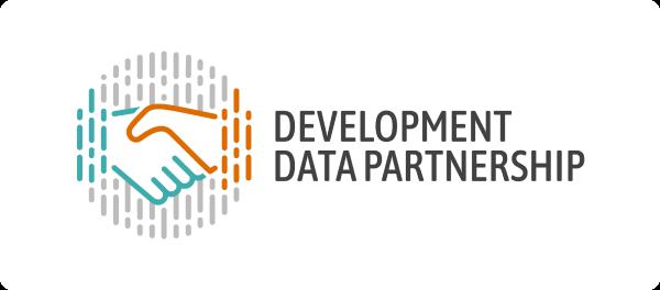 Development data partnership logo