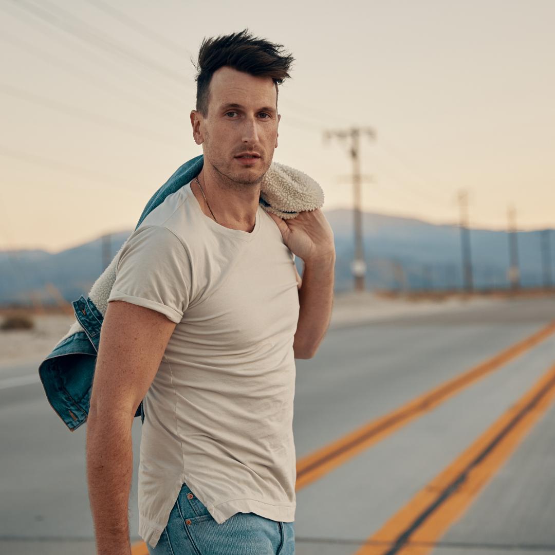 Russell Dickerson at WeishFest