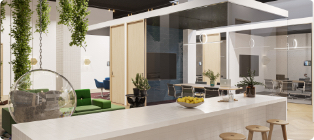 Greenhouse Collection offers a next level meeting experience