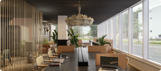Coworking space of Greenhouse Collection