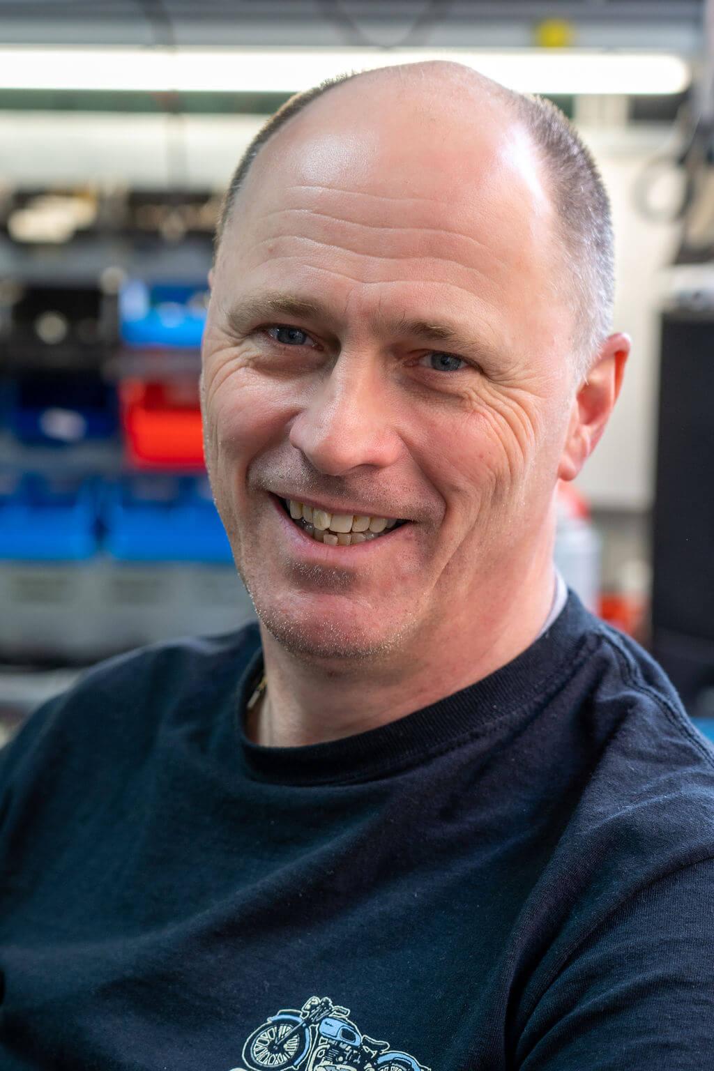 Jon Beedle - AudioTech