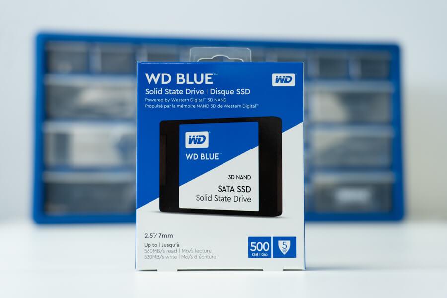 500GB Brennan JB7 Formatted SSD