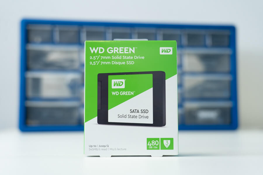 480GB Brennan JB7 Formatted SSD