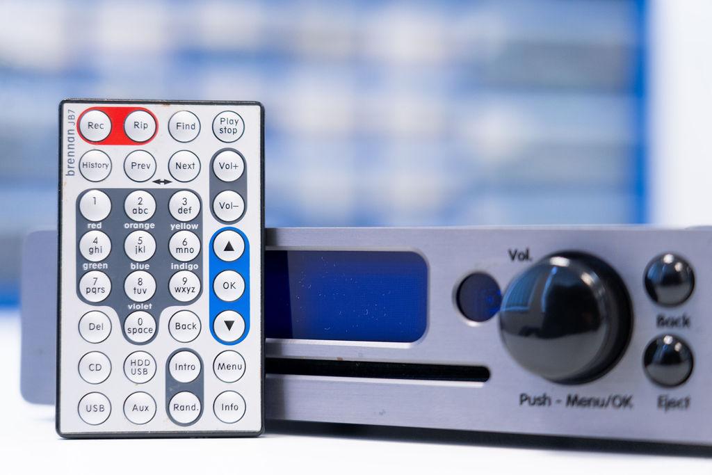 Brennan JB7 Remote Control