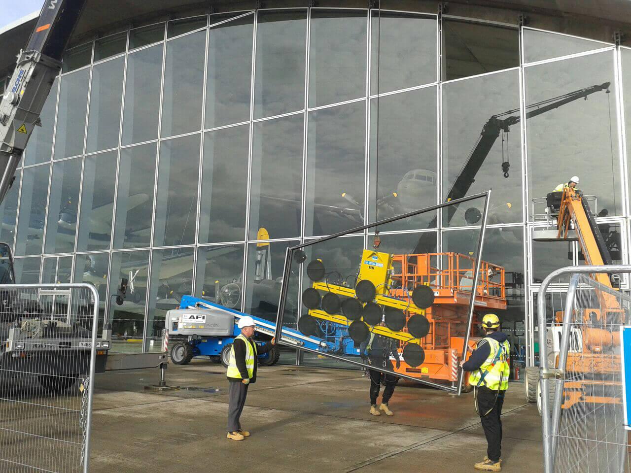 Glazing Refurbishment
