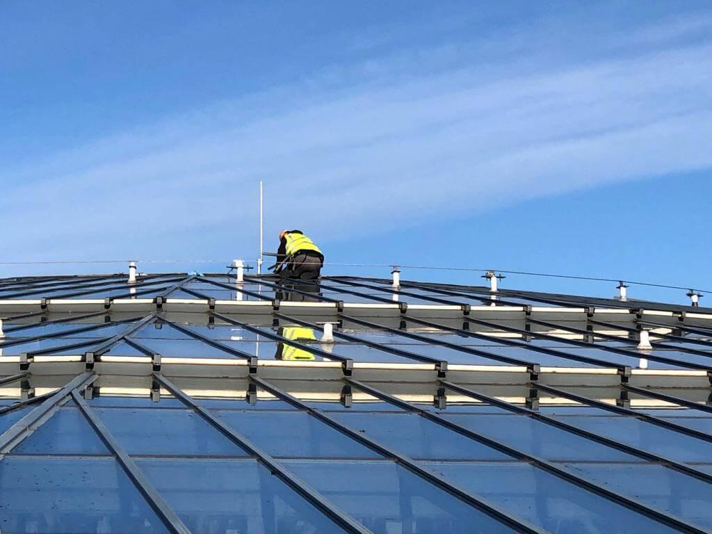 Glazing Maintenance 1