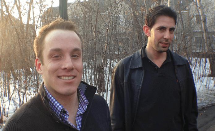Assaf Arie and Alex Gruye, managing directors of Lion Rock Properties.