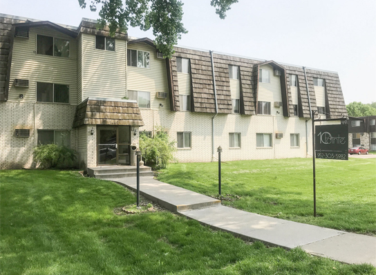 The 10 Pointe Apartments