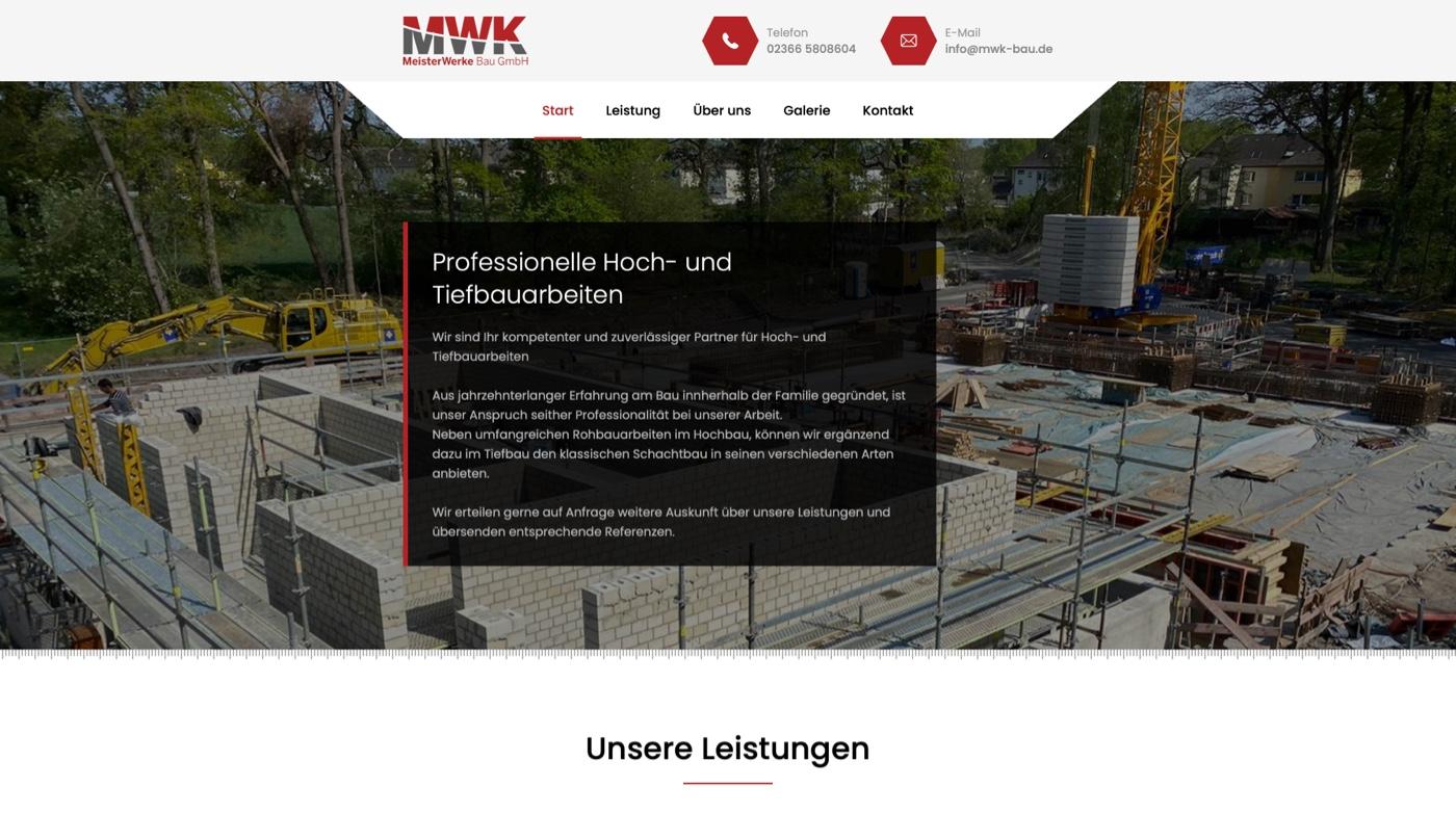 Portfolio - Meisterwerke Bau GmbH