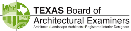 Registered Interior Designer with the Texas Board of Architectural Examiners